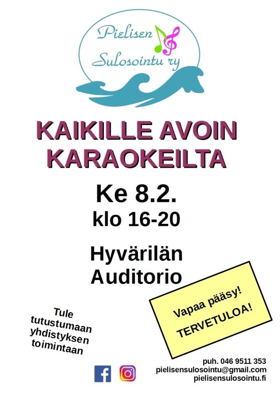 tiedote-karaokeilta-avoin-080217